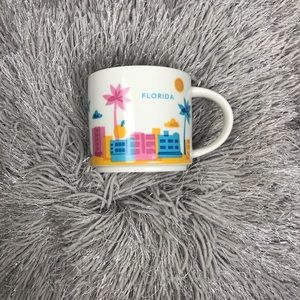 Starbucks Florida Collection 2017 Coffee Mug